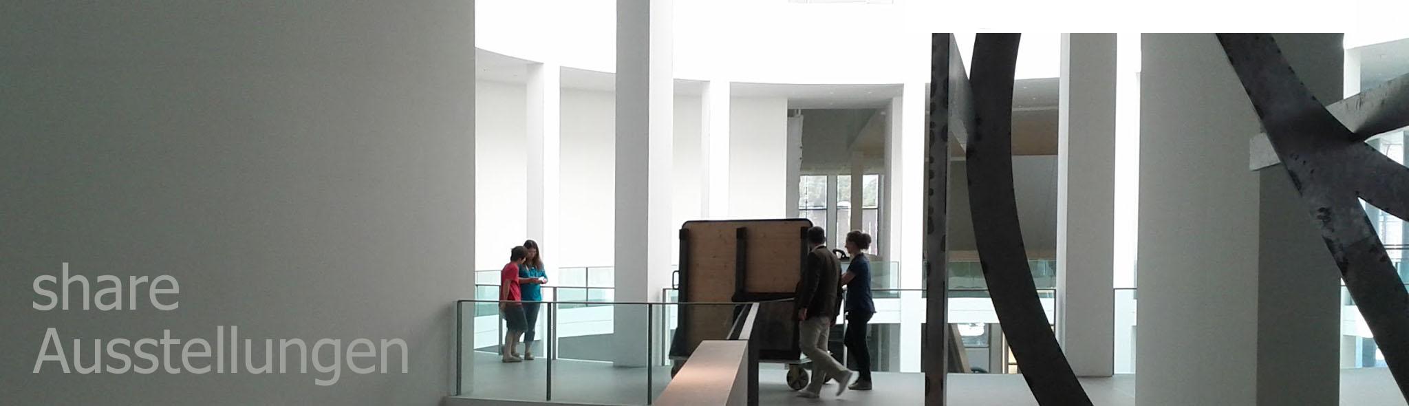 art-in.de/share/ausstellungen Ausstellungen Berlin, München, Köln und und und mieten, teilen, ausstellen