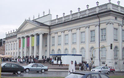 fridericianum - documenta 11
