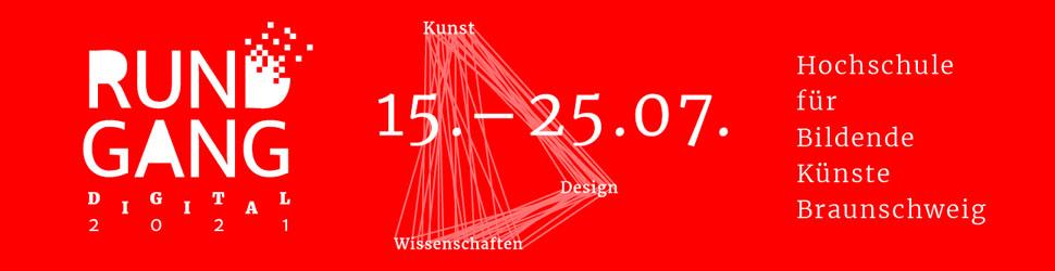 Hochschule für Bildende Künste Rundgang Braunschweig