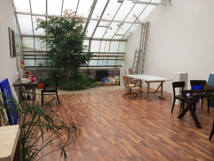 Atelier – Studio – Büro
