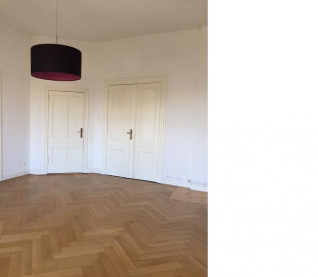 2 helle schöne Räume in Altbauwohnung