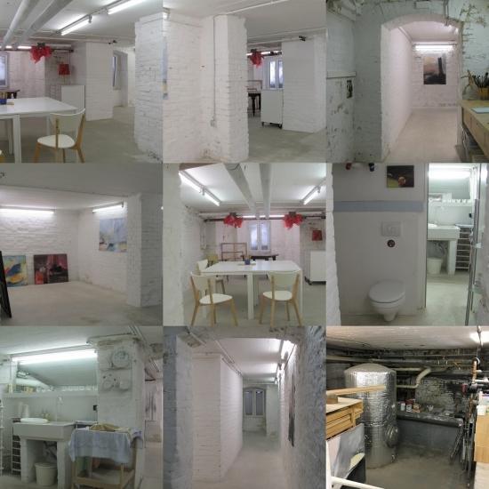 SOLD - Atelier / Studio - Charlottenburg