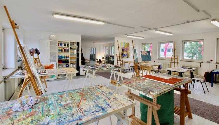 Atelier in Hamburg Eppendorf tageweise zu mieten