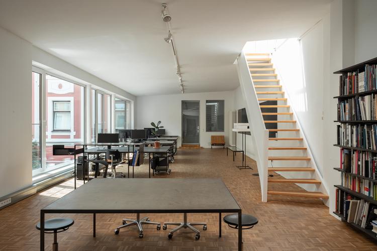 Helles Loft-Atelier in München