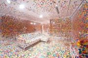 Yayoi Kusama, The obliteration room
