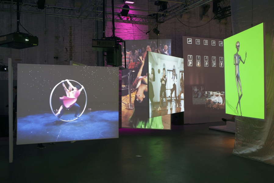 GLOBAL GROOVE Kunst, Tanz, Performance und Protest