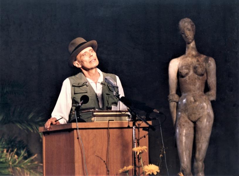 Lehmbruck - Beuys. Alles ist Skulptur