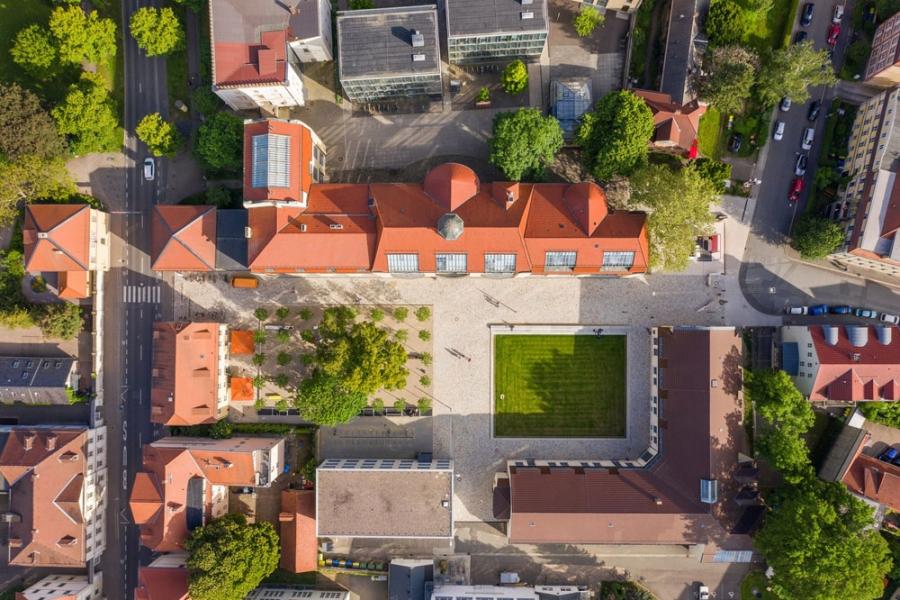 Weimar bietet sich als Standort für das »Neue Europäische Bauhaus« an