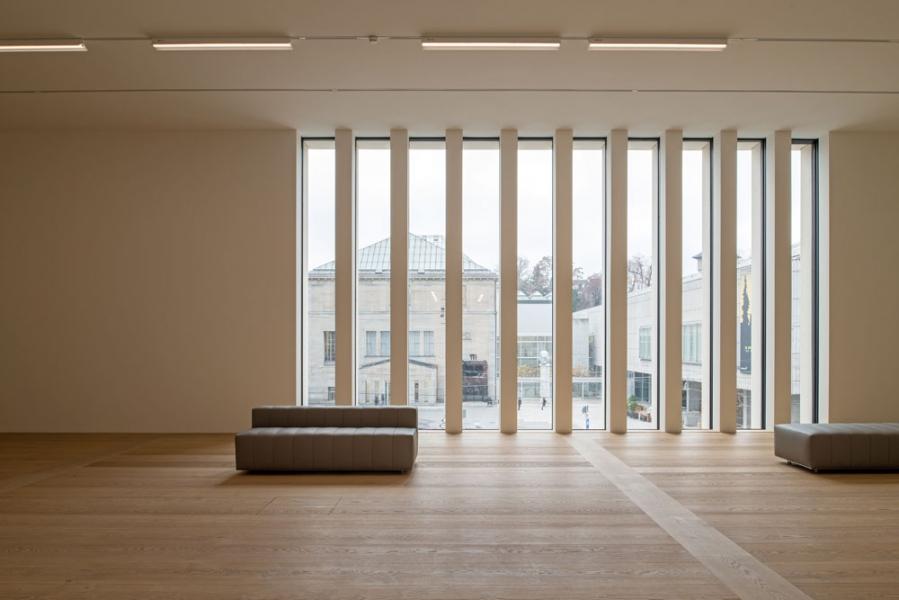 Kunsthaus Zürich: Erweiterungsbau von David Chipperfield Architects fertiggestellt