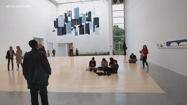 Künstler und ihre Medien 2017 (mit Biennale-Teilnahmen)