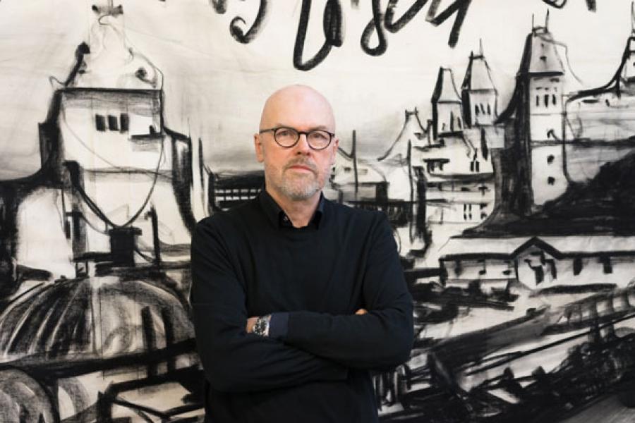 Marcel van Eeden neuer Rektor der Staatlichen Akademie der Bildenden Künste