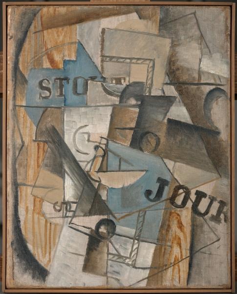 Georges Braque. Erfinder des Kubismus - K20, Düsseldorf (25.9.2021 - 23.1.2022)