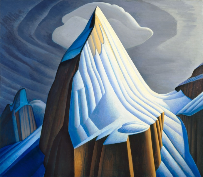 Magnetic North. Mythos Kanada in der Malerei 1910–1940 - Schirn Frankfurt (5.2.-16.5.21)