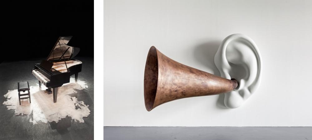 Sound and Silence. Der Klang der Stille in der Kunst der Gegenwart