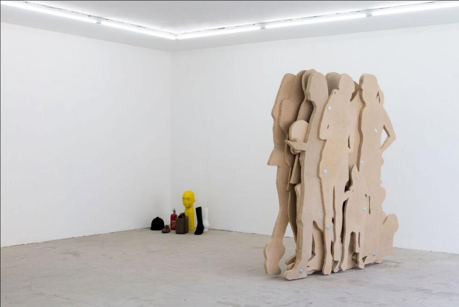 Dominic Michel erhält den Manor Kunstpreis Aarau 2022