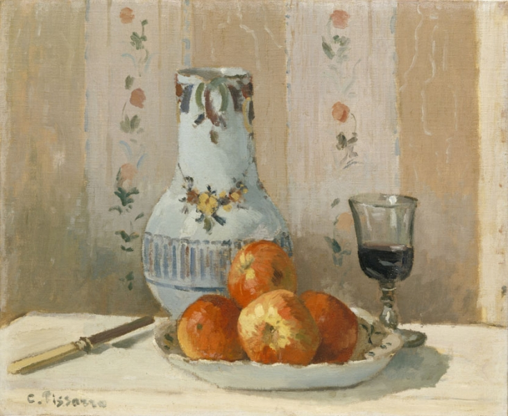 Camille Pissarro - Kunstmuseum Basel (04.09.21 – 23.01.22)