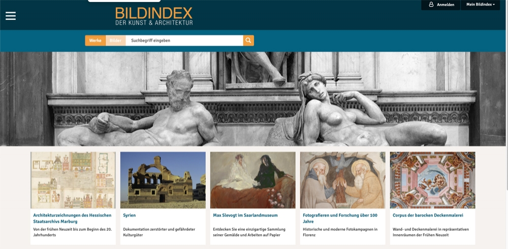 Saarlandmuseum aktualisiert seine online zugänglichen Werke 2020 in Bildindex