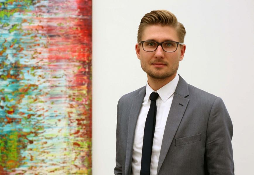 Thomas Schmäschke wird neuer Leiter des Museums Villa Rot