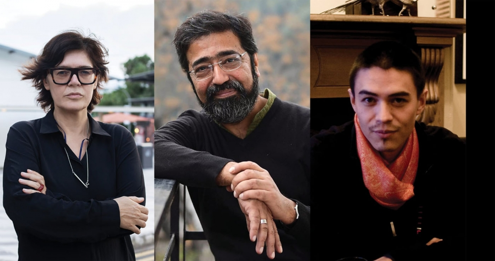 Istanbul Biennale 2021 - das Kuratorenteam