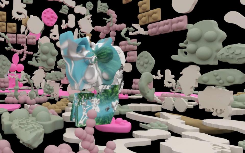 BEYOND MATTER – Ausstellungen neu denken. Digitale Kunst und neue Formen der Kunsterfahrung